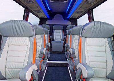 9 Seat Sprinter Executive